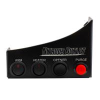 2016+ Camaro 6th Gen Console Switch Panel Top