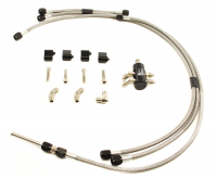 LSX Water Vapor Bleed Crossover Kit For Retro Fit LSA Blower Applications - Image 1