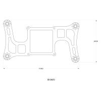 4500 Flange Boomerang 4 Solenoid Bracket - Image 3