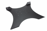 16-19 Cadillac CTS-V Sedan X-Brace Bottle Bracket Mounting Plate - Image 1