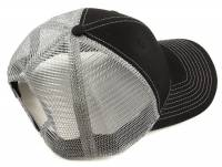 Nitrous Outlet Hat With Small Logo (Black With Grey Mesh) - Image 2