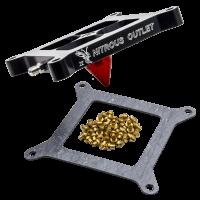 Stinger 4 Wet 4150 Nitrous Plate