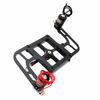 Stinger 4 Standard Wet 4500 Boomerang Solenoids ForwardNitrousPlate Conversion