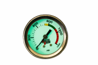 Luminescent Nitrous Pressure Gauge