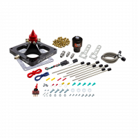 Kraken Competition Solenoids Forward Dry Nitrous Plate Conversion