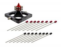 Kraken Competition Solenoids Forward Nitrous Plate Conversion, Gas/E85