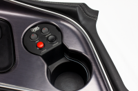 2015+ Challenger Cup Holder Switch Panel
