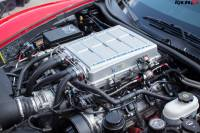 LS9 Supercharger Blower Plate System