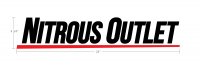 Nitrous Outlet Underline Logo Sticker