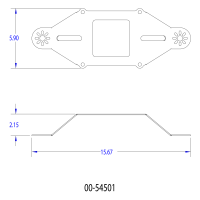 Stinger 4 Standard Wet 4150 Deep Break Solenoids ForwardNitrousPlate Conversion