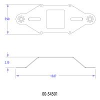 Stinger 2 Standard Wet 4150 Deep Break Solenoids ForwardNitrousPlate Conversion