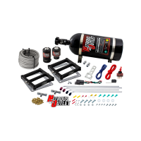 Nitrous Outlet Weekend Warrior 4500 Dual Plate Tunnel Ram System