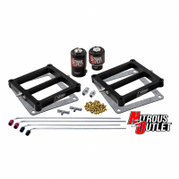 Nitrous Outlet Weekend Warrior 4500 Tunnel Ram Solenoid Forward Conversion