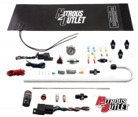 X-Series 4AN & 6AN Accessory Package - Low/High Fuel Pressure