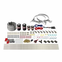 8 Cylinder Single Stage Direct Port Nitrous System - .122 Nitrous/.177 Fuel Solenoids