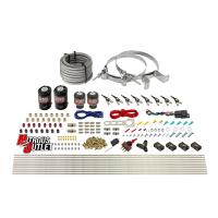8 Cylinder Single Stage Direct Port Nitrous System - .112 Nitrous/.177 Fuel Solenoids