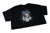 Made In America Black T-Shirt