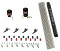 Direct Port Systems - 4 Cylinder - Solenoids Forward Conversion Kits