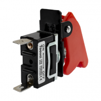 Aircraft Style On/Off Toggle Switch With Cover