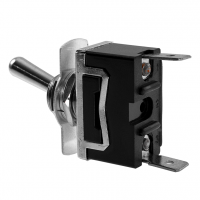 Aircraft Style On/Off Toggle Switch