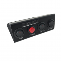 GM 04-06 GTO Slide In Switch Panel