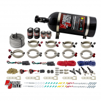 Ford EFI Dual Stage Single Nozzle System