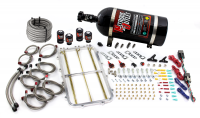 Holley Hi Ram Dual Stage Nitrous Spacer Plate System