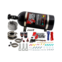 "Nitrous Outlet Interspooler 3"" Wet Nitrous Plate System"