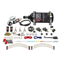 Powersports Carbureted Three Cylinder Nozzle System