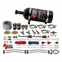 Universal EFI Dual Stage Single Nozzle System