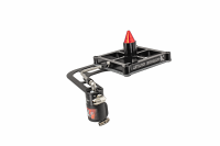 4500 GENIII DRY Stinger Plate System With Offset Solenoid Bracket(50-400HP)