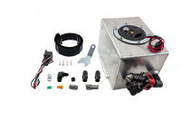 Ford Mustang 2005-2014 Battery Relocate Dedicated Fuel System