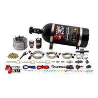 Universal EFI Single Hydra Nozzle System - Gas/E85 (5-55psi)(50-250HP)
