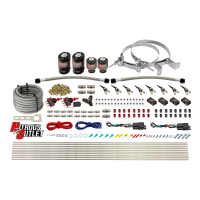 4 Cylinder 4 Solenoid Dual Stage Direct Port System With Distribution Blocks (E85)