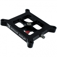 4150 Stinger 2 Dry Race Plate Conversion, With Boomerang Solenoid Bracket (50-600HP)