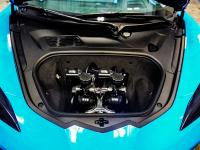 Nitrous Outlet GM 2020+ C8 Corvette Bottle Bracket Mount - Front Cargo Area
