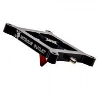 Stinger 4 Race Dry 4150 Deep Break Solenoid ForwardNitrousPlate Conversion