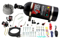 MSD Atomic AirForce LS7 Intake Hard-Lined Plate System for Aftermarket Fuel Rails
