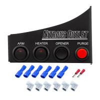 GM 2017-2021 Camaro 6th Gen Console Switch Panel