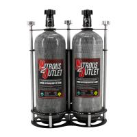 00-32033-RB-Nitrous-Outlet-Race-Light-Dual-12lb-Bottle-Bracket