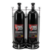 00-32035-Nitrous-Outlet-Race-Light-Dual-15lb-Bottle-Bracket-Horizontal