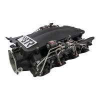 BTR Equalizer intake equipped with a Single Stage Direct Port Nitrous System with Distribution Blocks Cover